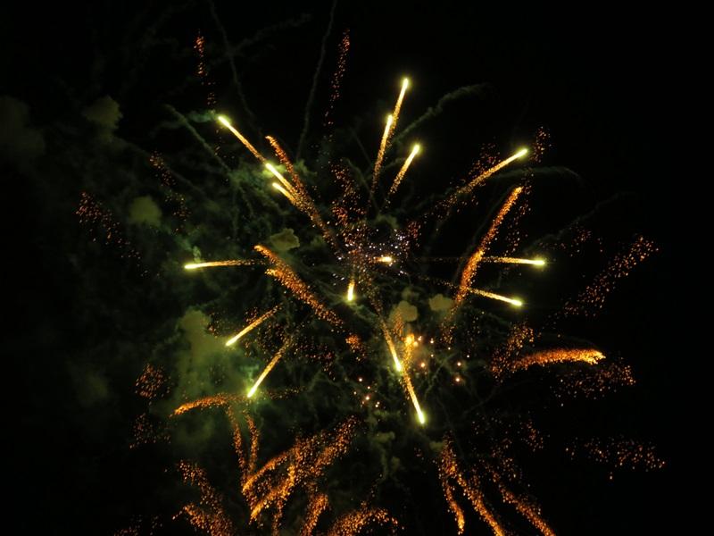 Pattaya International Fireworks Competition 2013 nov 29-30