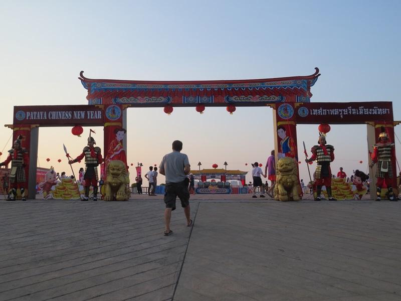 Kinesiska Nyårsfirandet 2014