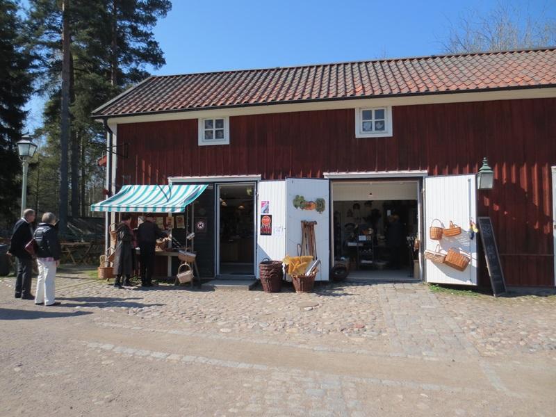 Gamla Linköping 20 april 2014