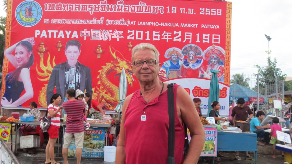 Kinesiska Lunar Nyårsfestival 2015