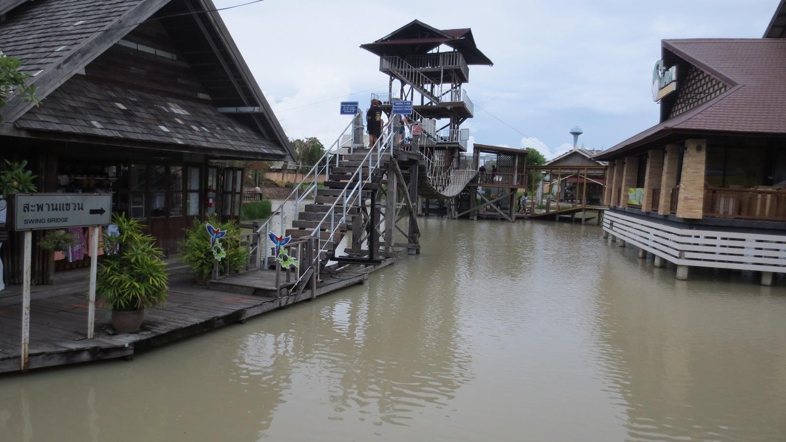 Ny resa till Thailand/sydost Asien 6 oktober 2015