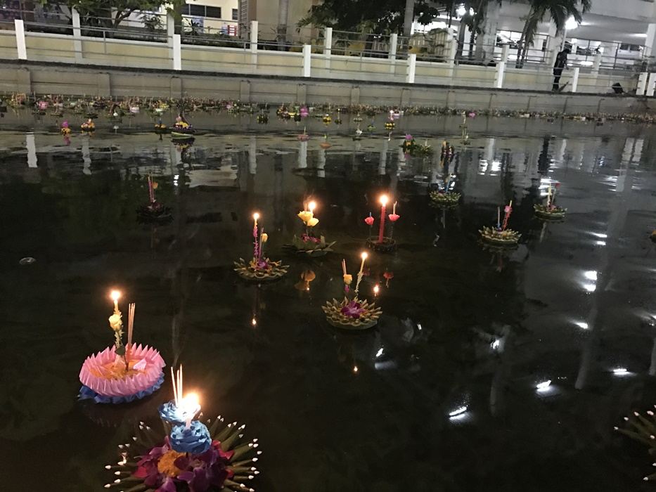Loy Krathong Festival 14 november 2016