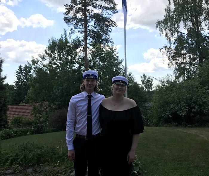 Studentexamen i Finland 1 juni 2018