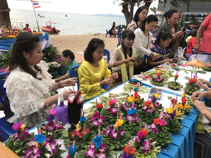 Loy Krathong Festival 22 november 2018