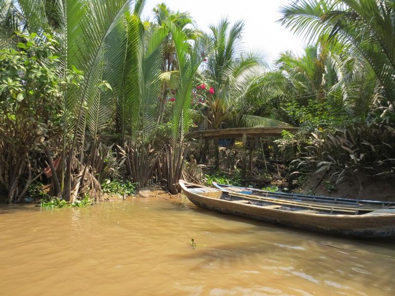 Mekong Delta, utflykt 14 februari 2014 del två