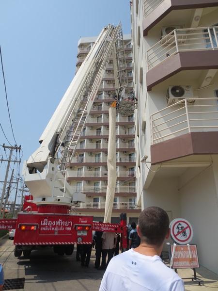 Brand- och räddningsövning 20 mars 2014
