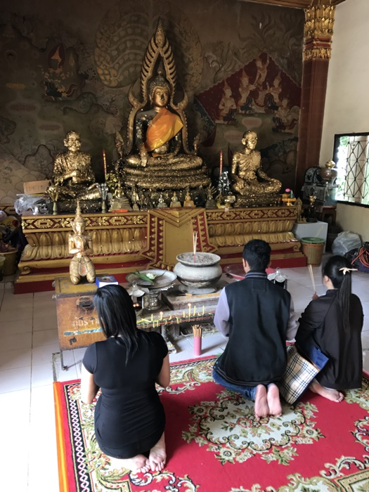 Tempelbesök 3 november 2016
