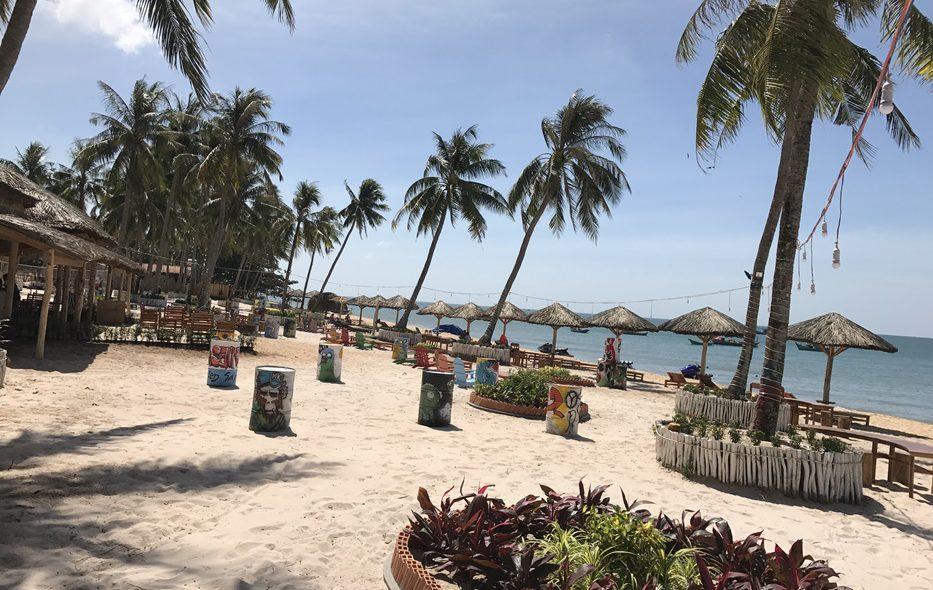 Till Bangkok och Vietnam, Ho Chi Minh City och ön Phu Quoc
